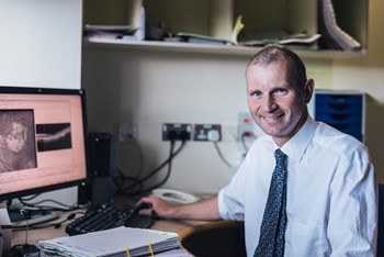 Clinical Director, Michael Briggs